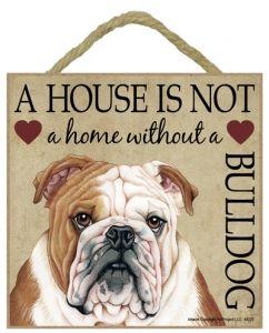 Pin By Frieda Strickland On White Bulldog In 2020 Bulldog Gifts