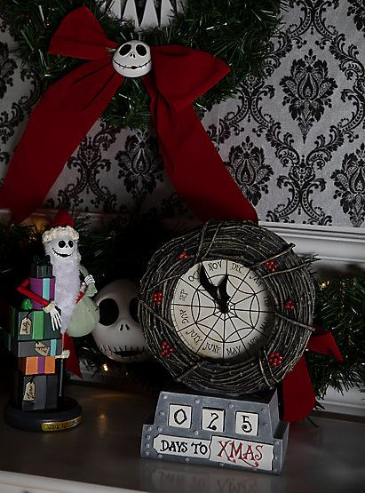 Christmas Countdown 2020 L Pin by Heather L on Halloween in 2020 | Nightmare before christmas