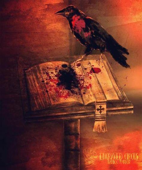 taty Bloody Bible.....