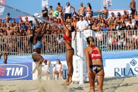 Un altro week-end di volley si avvicina! Questa settimana seguite le ragazze della Pomì Casalmaggiore sulle spiagge di Riccione! http://blog.pomionline.it/category/pomi-e-lo-sport/lega-volley-summer-tour/