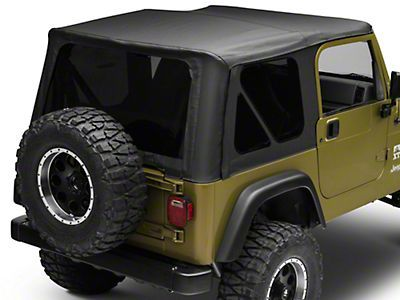 Jeep Wrangler Two Piece Hard Top For Full Doors 97 06 Jeep Wrangler Tj Excluding Unlimited Jeep Wrangler Tj Jeep Wrangler Wrangler Tj