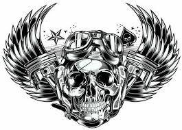 Chave De Boca Cruzada Tattoo Pesquisa Google Harley Davidson Stencils Skull Piston Harley Davidson Wallpaper