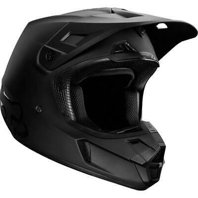 NEW !! MT Motorcycle Helmet StreetFighter Twin Matt Black Medium