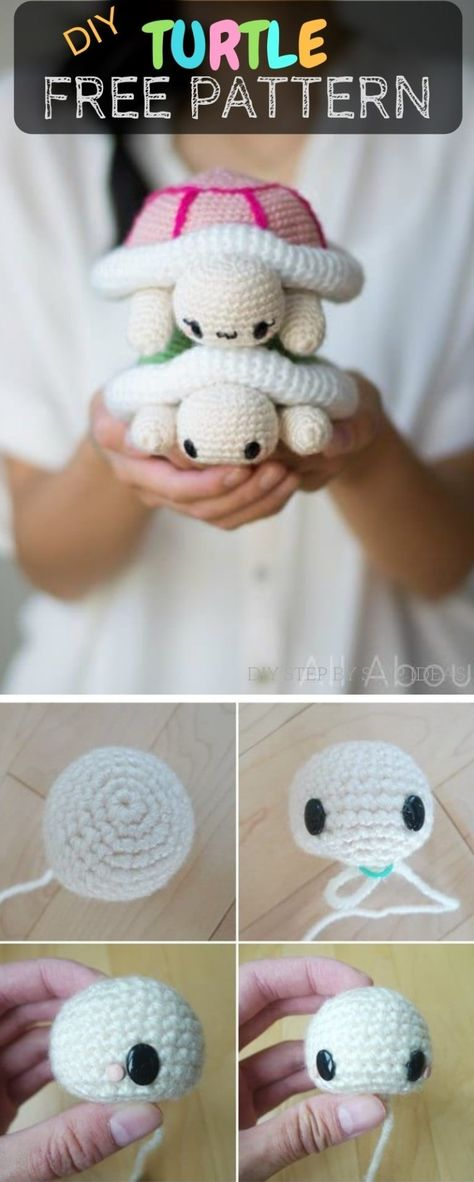 Amigurumi cuties   Crochet bunny, puppy and teddy   lilleliis   1182x474