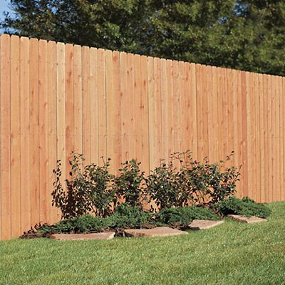 Outdeco Composite Fencing Fencing The Home Depot In 2020