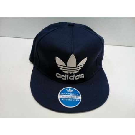 8623990366a07 Gorra Snapback Marca ADIDAS Color Azul marino