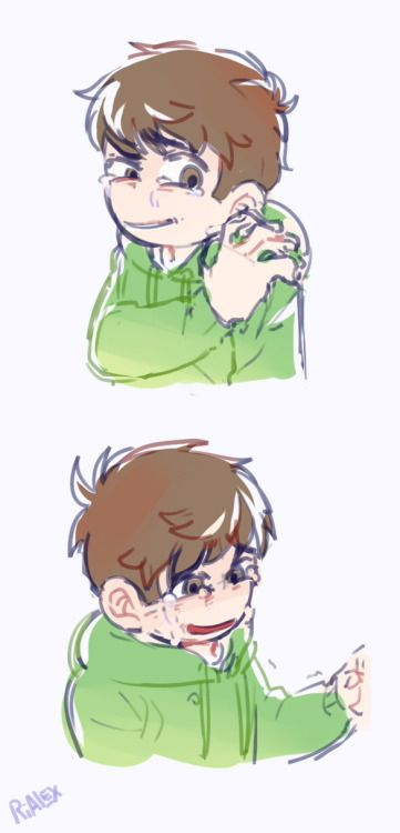 Pin by C Jimenez on Art and Sketches ✏ | Eddsworld comics