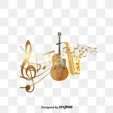 Nota Musical Clipart De Musica Musica Simbolo Imagem Png E Psd Para Download Gratuito Music Clipart Musicals Gold