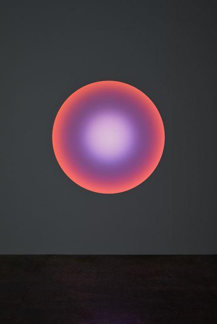 James Turrell, Glass Installation, Art Installations, Holography, Circle Light, Collor, Sculpture Art, Metal Sculptures, Abstract Sculpture