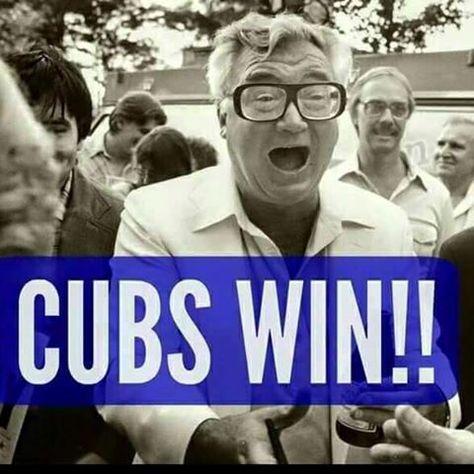 Cubs Win, Cubs Win!!