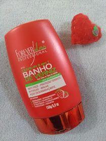 Kit Banho De Verniz Morango Da Forever Liss E Bom In 2020