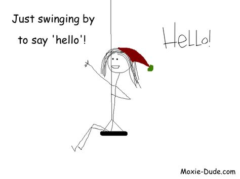 Just Swinging By To Say Hello Before I Grab A Coffee And Head Into My Writing Bubble Say Hello Character Bubbles