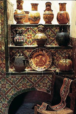 Cocinas Mexicanas Tradicionales - All photos © Melba Levick - Mexican Folk Art-Collections - MAINLY-MEXICAN - to add to your collection, visit www.mainlymexican... #Mexican #Mexico #folkart #art #antique #collectible