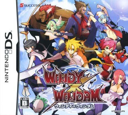 Windy X Windam Nds Rom Jpn Nintendo Ds Nintendo Games