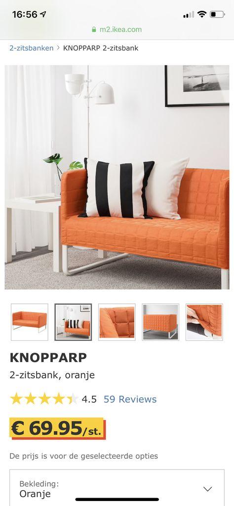 Design Bank Oranje.Oranje Bank Ikea Met Afbeeldingen Bank Ikea Oranje Bank Ikea