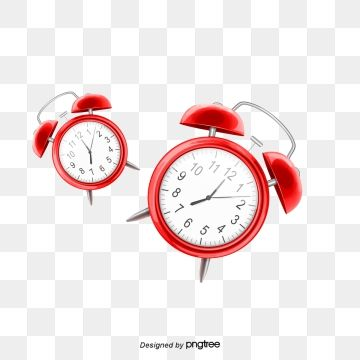 Cartoon Alarm Clock Clock Clipart Clock Time Png And Vector With Transparent Background For Free Download Clock Clipart Alarm Clock Clock