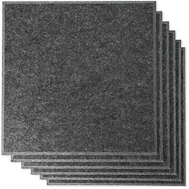 Rhino Acoustic Panels Nrc Sound Proof Padding Wall Panels Echo Bass Isolation Shield Beveled Edge In 2020 Acoustic Panels Sound Proofing Double Sided Foam Tape