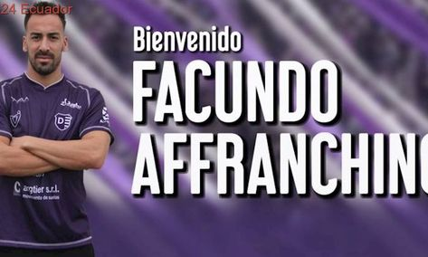 Facundo Affranchino, fichaje de Olmedo