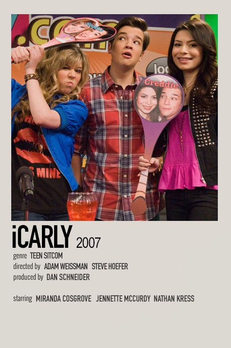 Why Did They Stop Making Icarly : making, icarly, ICarly, Jessi, Fondo, Arte,, Pelis,, Decoración