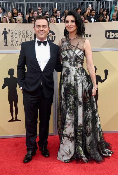Joe Lo Truglio Beth Dover Sag Awards Cute Couples Awards