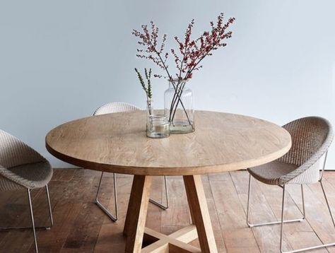 table ronde cuisine cuisine ronde