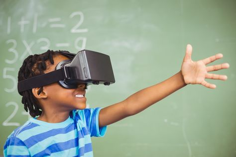 How virtual reality technology is changing the way students