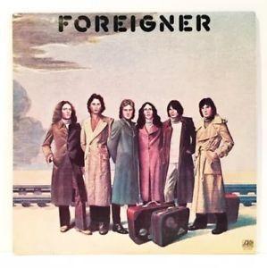 Foreigner 1977 Debut 33 Vinyl Lp Record Excellent Plus Ebay