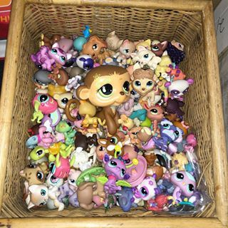 Hasbro Littlest Pet Shop Toy Figure Lot My Thrift Bʏ Mʏcʀᴀᴢᴇ ᴄᴏᴍ Mythrift1 Instagram Photos And Little Pet Shop Toys Little Pet Shop Littlest Pet Shop
