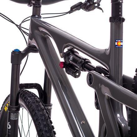 Yeti Cycles Sb140 Carbon C1 Gx Eagle Mountain Bike Mountain
