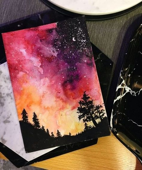 #opticalillusions #paintingart #outerspace #paintings #pintura,  #coolpainting #opticalillusi...