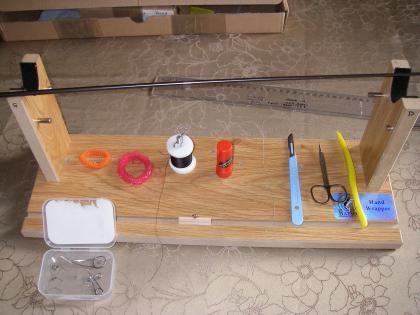 Préparation et fixation des anneaux sur une canne spinning - Articles - Achigan.net