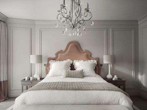 Boiserie bianca in legno | interni nel 2019 | Camera da ...