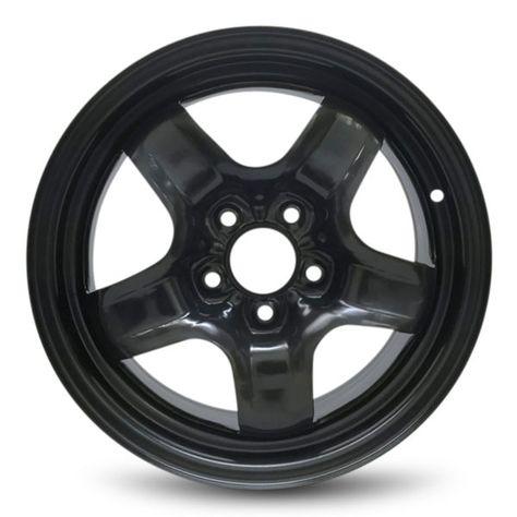 2007 2011 16x6 5 Chevrolet Hhr Steel Wheel Rim Chevrolet