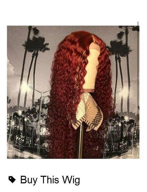 Buy this long curly wigs for black women lace front wigs human hair wigs african american wigs