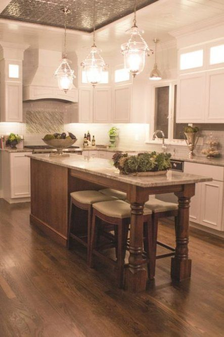 30 Ideas For Kitchen Ideas Island Small Chandeliers Kitchen