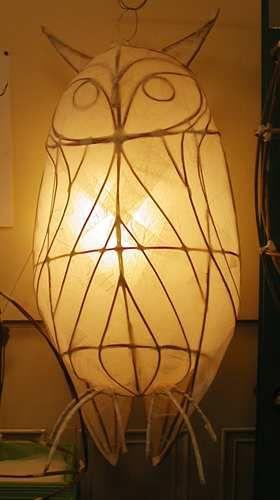 Owl Lantern Paper Lanterns