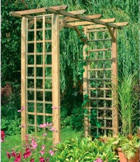 Image Result For Garden Trellis With Images Garden Archway