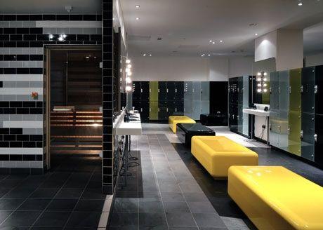 131 Best Northstar Crossfit Images On Pinterest  Office Designs Brilliant Gym Bathroom Designs Decorating Inspiration