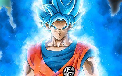 "Telecharger Fonds D Ecran Bleu Goku Å""uvres D Art Dbs Super Saiyan Dieu Dragon Ball Super Manga Super Saiyan Bleu Dragon Ball Goku Super Saiyan Bleu Gok Fond D Ecran Dessin Goku Coloriage Naruto"