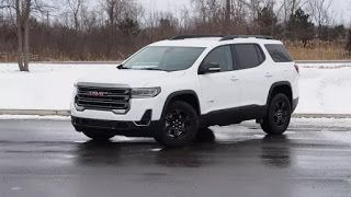 Pictures And Wallpapers Of 2020 Gmc Acadia At4 In 2020 Gmc New