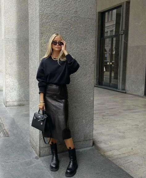 All black outfit ideas that you have to see - ultimate inspo guide