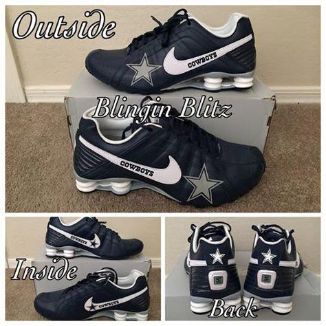 Pin by ML on Dallas Cowboys | Dallas cowboys shoes, Dallas