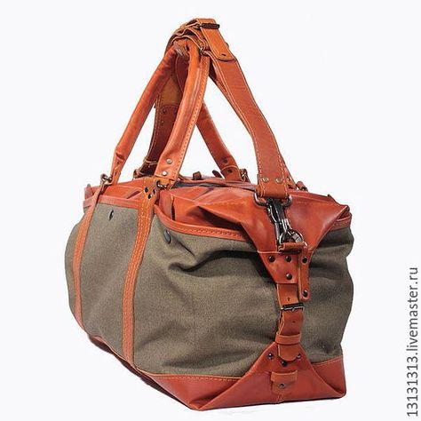 f022405ab93f Женские сумки ручной работы. Ярмарка Мастеров - ручная работа. Купить  Спортивная сумка