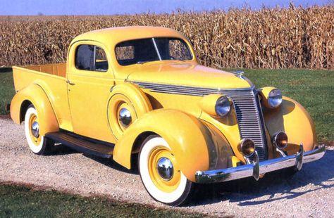 1937 STUDEBAKER Pickup