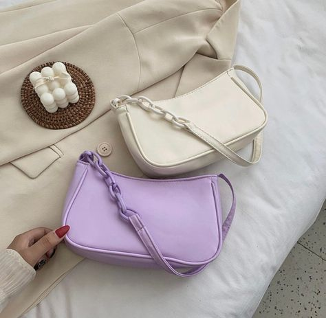 Vintage Bags, Vintage Handbags, Aesthetic Bags, Buckle Bags, Accesorios Casual, Cute Purses, Small Purses, Trendy Purses, Small Shoulder Bag