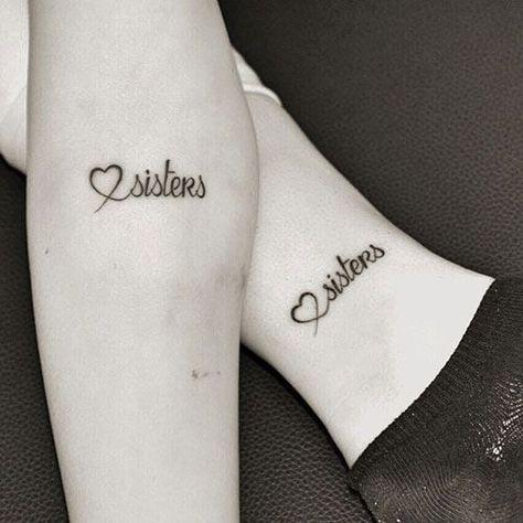 tattoo sister designs | Matching Tattoos for Sisters | Tattoo Art Club – Free Tattoo Designs ...