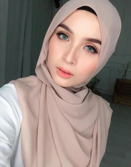 Makeup Wedding Hijab Eyes 57 Ideas Hijab Makeup Fashion Makeup Muslim Beauty