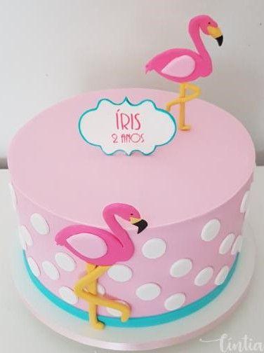 Bolo Flamingo 100 Melhores Modelos E Ideias Especiais Festa