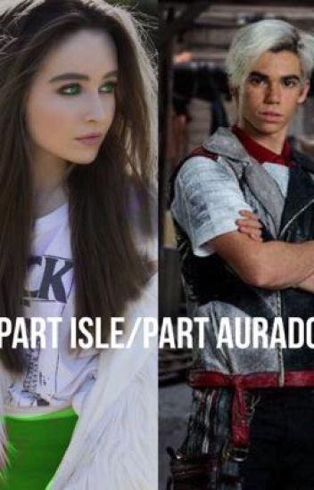 Part Isle/Part Auradon[Descendants 2/Carlos De Vil Fanfic