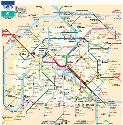 Design De Cartes De Metro Et De Cartes Souterraines A Travers Le